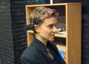Transmission EEG test